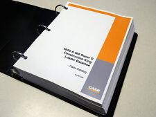 Case 580D Loader Backhoe Parts Catalog, Manual, List, Book, NEW with Binder