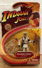 Indiana Jones Last Crusade Colonel Vogel Action Figure New