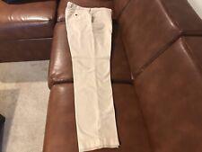 Hackett London Beige Chino Pants Trousers 38 32