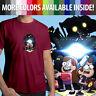 Disney Gravity Falls Mabel Dipper Pines Twins Cool Unisex Mens Tee Crew T-Shirt