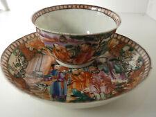 Tasse en porcelaine de chine ancienne.