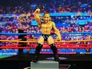 MICRO AGGRESSION Jakks Wrestling Wrestler Figure Cake Topper K1041 P