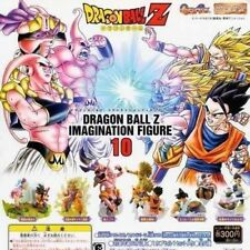 Bandai Dragon ball Z Imagination Figure 10 full set of 6 pcs