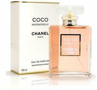 Coco Mademoiselle CHANEL EDP Eau De Parfume 3.4oz 100ml NEW In Box