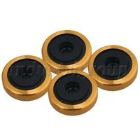 4Pcs Isolation Feet Pad for Amplifier,Speaker,CD Player, Computer Chassis