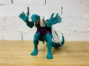 ShapeShifters Lizard Marvel Action Figure Transformer 1998 ToyBiz Spider-Man