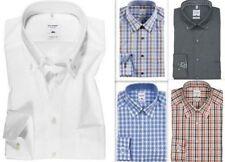 Camicie classiche da uomo regolare in cotone