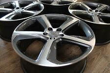 Original Audi Q5 8R Felgen in 8,5 x 20 zoll et33 5x112 8R0601025 CJ CA BiColor