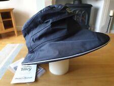 TILLEY WATERPROOF/SUN PROTECTION HAT - SIZE M - BNWT