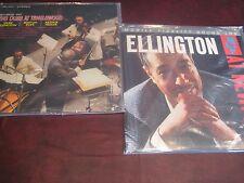 DUKE ELLINGTON & POPS CLASSIC RECORDS AUDIOPHILE RARE EDITION 180G LP + MFSL LP