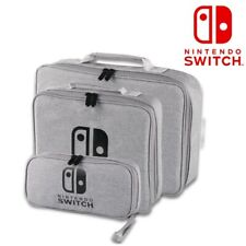 For Nintendo Switch Portable Pouch Console & Accessory Travel Bag Carrying Case