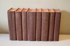 The Story of Civilization 8 Volume Vintage Book Set by Will Durant