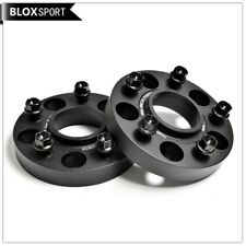 2Pc 25mm 5x120 Hubcentric wheel spacer for BMW 7 series E65 X3 E83 X5 E53 14x1.5