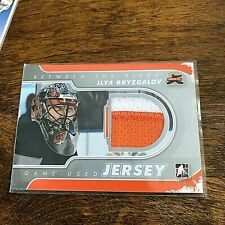 2011-12 Between The Pipes Jerseys Silver #M09 Ilya Bryzgalov