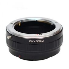 C/Y CY to Canon EOS M Contax Yashica Lens EOSM mirrorless camera EF-M Adapter