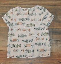 Next 4 Years Girls Summer T- Shirt Top Blouse