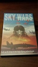 Sky Wars DVD Action Packed Aerial Combat 0201
