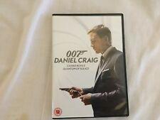 casino royale/quantum of solace 2 disc james bond 007 dvd no scratches