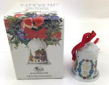 Hutschenreuther Weihnachtsglocke  1997  im original Karton