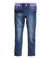 H&M &Denim Jeans / Stretchjeans Skinny Fit  Gr.92,98, 110,116,122,128 blau*NEU!*