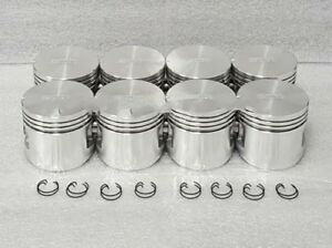 "Sealed Power Ford Mercury 292 Y-Block Pistons +060"" F100 Thunderbird Galaxie"