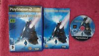 PS2 The Polar Express Complete -  UK Pal  Playstation 2 - VGC