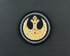 Rebel Alliance Celtic Morale Patch Star Wars Rogue One Jyn Erso Bhodi
