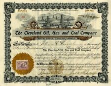 Cleveland Oil, Gas and Coal Company