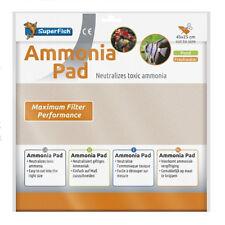 SuperFish Ammonia Pad Absorbs Ammonia / Toxic Substances 45 x 25cm
