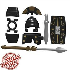 Brickforge ROMAN LEGIONARY Accessory PACK for Custom Lego Minifigures