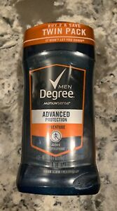 Degre Men''s Advanced Protection Adventure Deodorant 2.4 Oz Exp: 02/2022