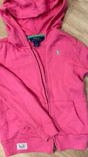 Ralph Lauren Polo Pink Hoodie Girl 6