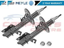 FOR NISSAN X-TRAIL T31 2007- 2 MEYLE GERMANY FRONT SHOCK ABSORBERS SHOCKERS PAIR
