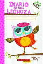 DIARIO DE UNA LECHUZA / EVA'S TREETOP FESTIVAL - ELLIOTT, REBECCA - NEW BOOK