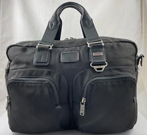 Tumi Alpha Bravo Everett Essential Tote Duffel Bag Ballistic Nylon 22340 $345