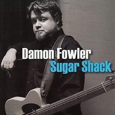 Damon Fowler - Sugar Shack [CD]