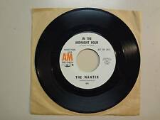 "WANTED: In The Midnight Hour 2:00-Here To Stay-U.S. 7"" 1967 A&M Records 844 DJ"