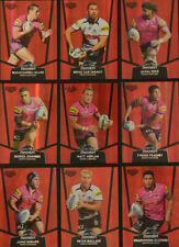 Serial Numbered Team Set NRL & Rugby League Trading Cards