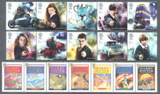Great Britain Harry Potter 2 sets collection mnh