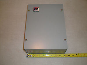 """New Cutler-Hammer C799AG9 Enclosure for Lighting Contactor 12"""" x 9"""" x 4"""" FreeShp"""