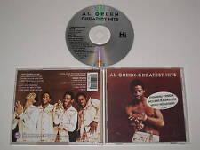 Al Green / Greatest Hits (Capitol 8-30800-2-1) CD Album