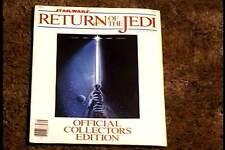 RETURN OF THE JEDI COLLECTORS EDITION GRAPHIC NOVEL MAGAZINE VF STAR WARS