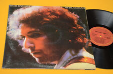 BOB DYLAN 2LP AT BUDOKAN JAPAN 1978 EX GATEFOLD COVER