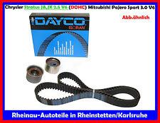 Zahnriemensatz -MITSUBISHI Pajero Sport 3.0 V6 Chrysler Stratus JA,JX 2.5 V6