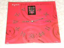 RUSH  Clockwork Angels  180g 2LP New Sealed Vinyl 2 LP
