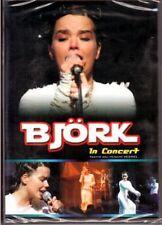 """BJORK  """"In concert""""  tratto dal filmato VESSEL DVD 11 HITS Nuovo Sigillato"""