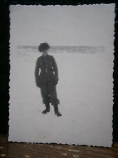 Photo argentique guerre 39 45 soldat Allemand wehrmacht WWII 2 campagne  Russie