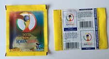 Panini WC Japan Korea 2002 - Pochette Bag Zakje Tüte Bustina European Version
