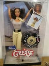 Barbie Collector Silver Label Grease Cha Cha Race Day Barbie Doll, MIB