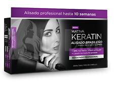 KATIVA STIRATURA CAPELLI KERATIN LISCIANTE EFFETTO BRASILIANO